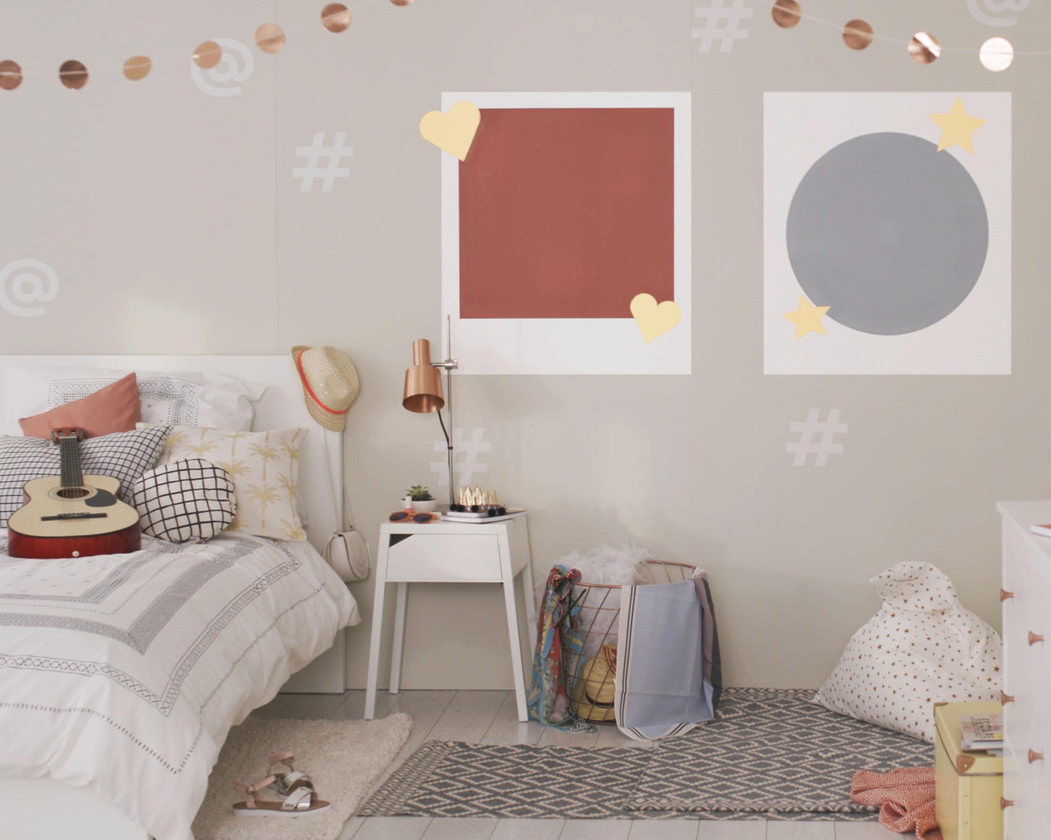 Como decorar habitaciones juveniles pequeñas