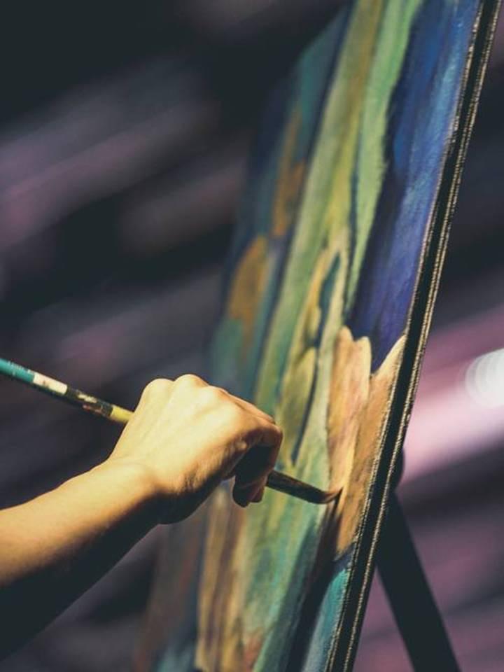 ¡Iníciate en el Arte con la Pintura Acrílica!