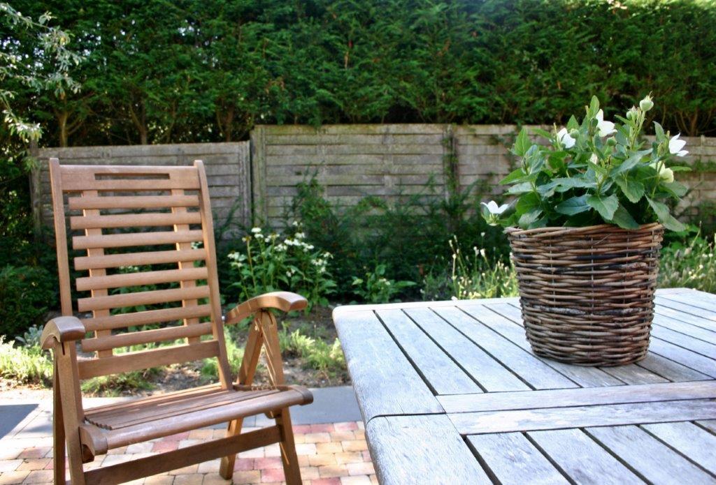 Como conservar los muebles de Jardín