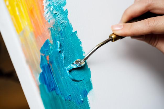 ¡Descubre la Pintura al Óleo! ¿Qué materiales necesitamos?